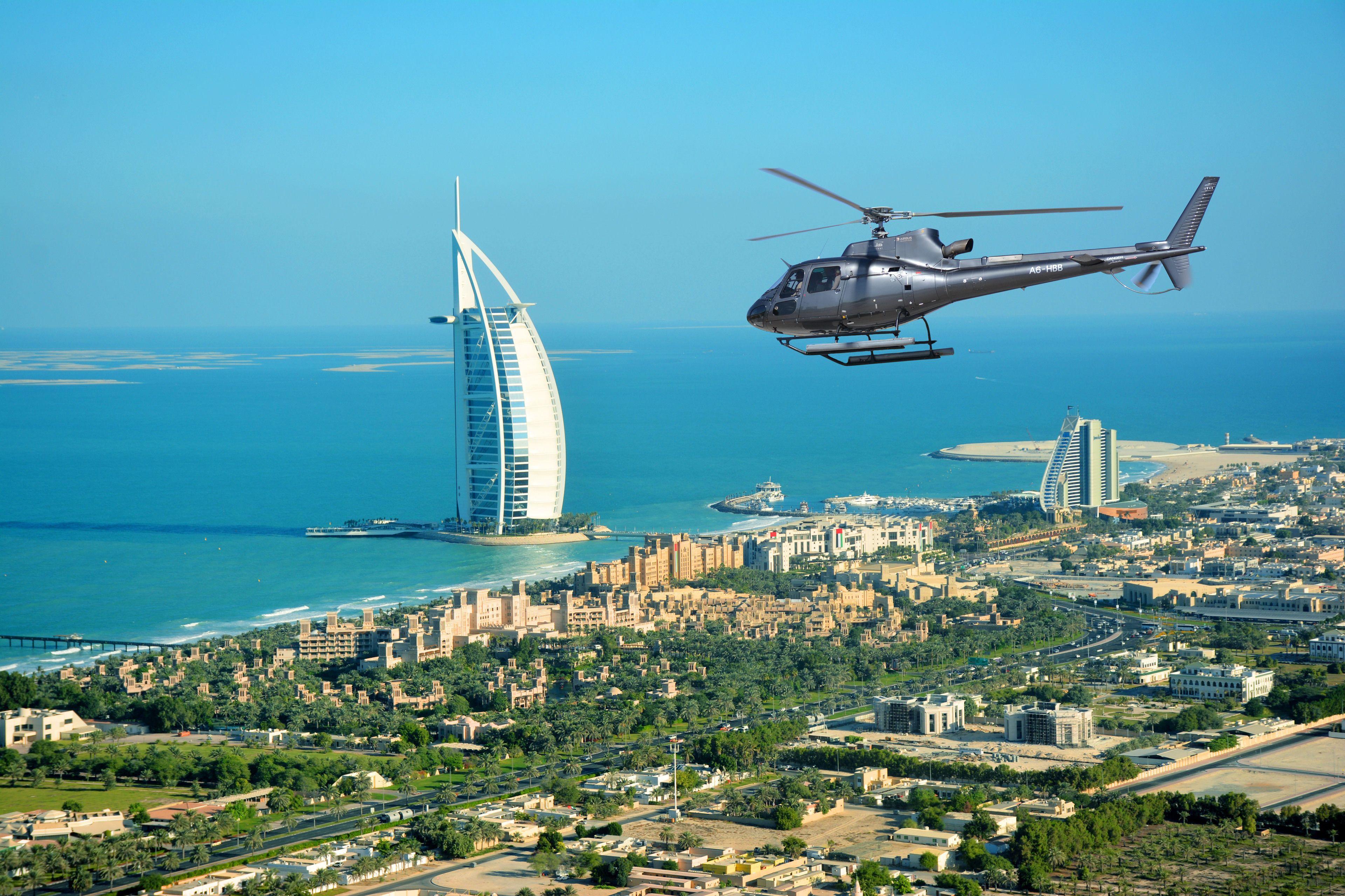 Vliegritjes, helikoptervluchten & ballonvaarten