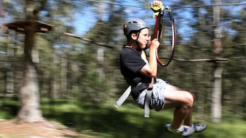 Admission to TreeTops Western Sydney Adventure Park