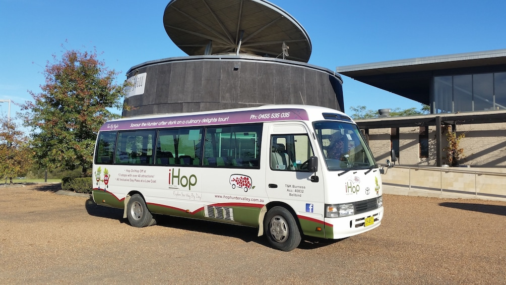 Show item 2 of 4. Hunter Valley Central Pokolbin Hop-On Hop-Off Winery Tour