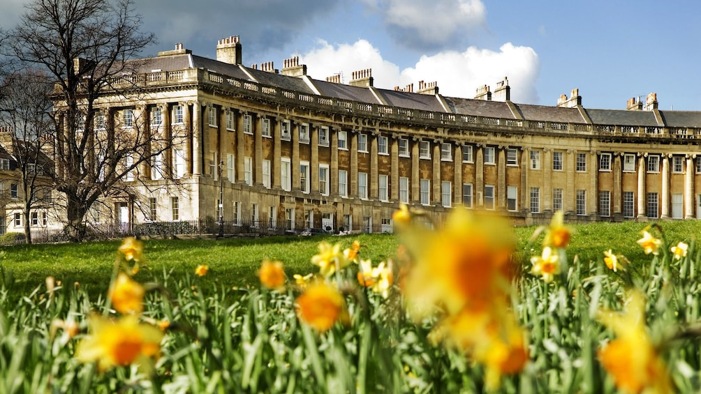 Show item 1 of 5. Royal Crescent Hotel in Bath