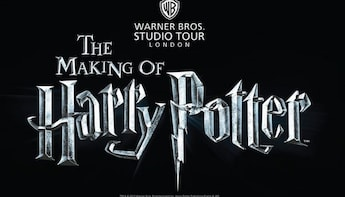 Small-Group: The Making of Harry Potter Studio Tour & Oxford