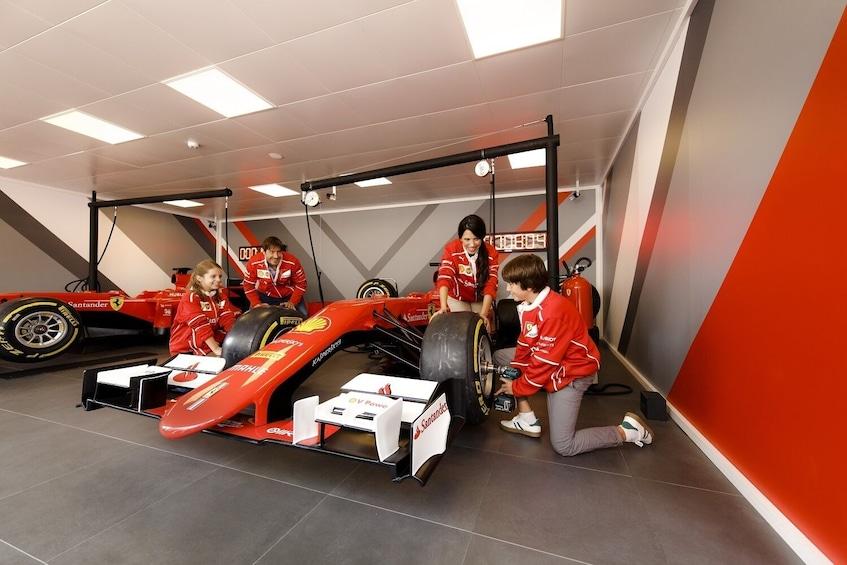 PortAventura Park & Ferrari Land - Full-Day from Barcelona