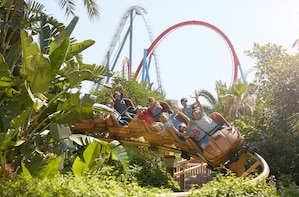 PortAventura Park & Ferrari Land Tickets with Transportation