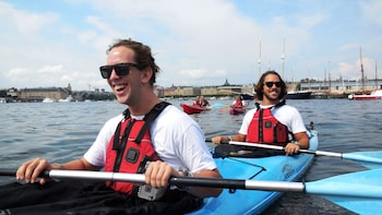 Stockholm City Kayak Tour