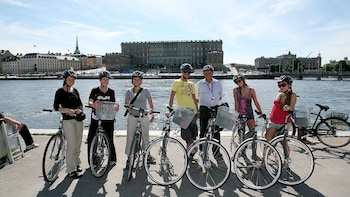 Stockholm at a Glance Guided Bike Tour