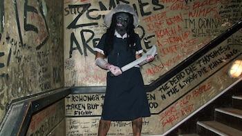 Spookers 鬼屋主题乐园门票