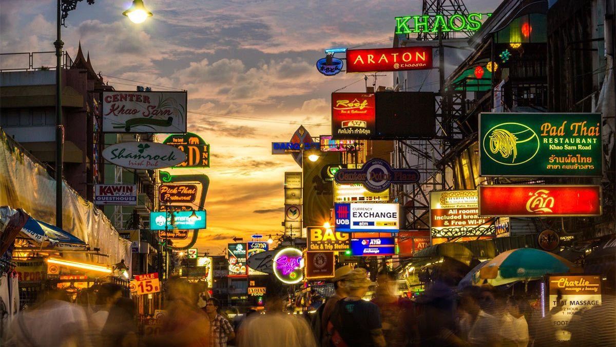 Private Half-Day Explore Bangkok by Night