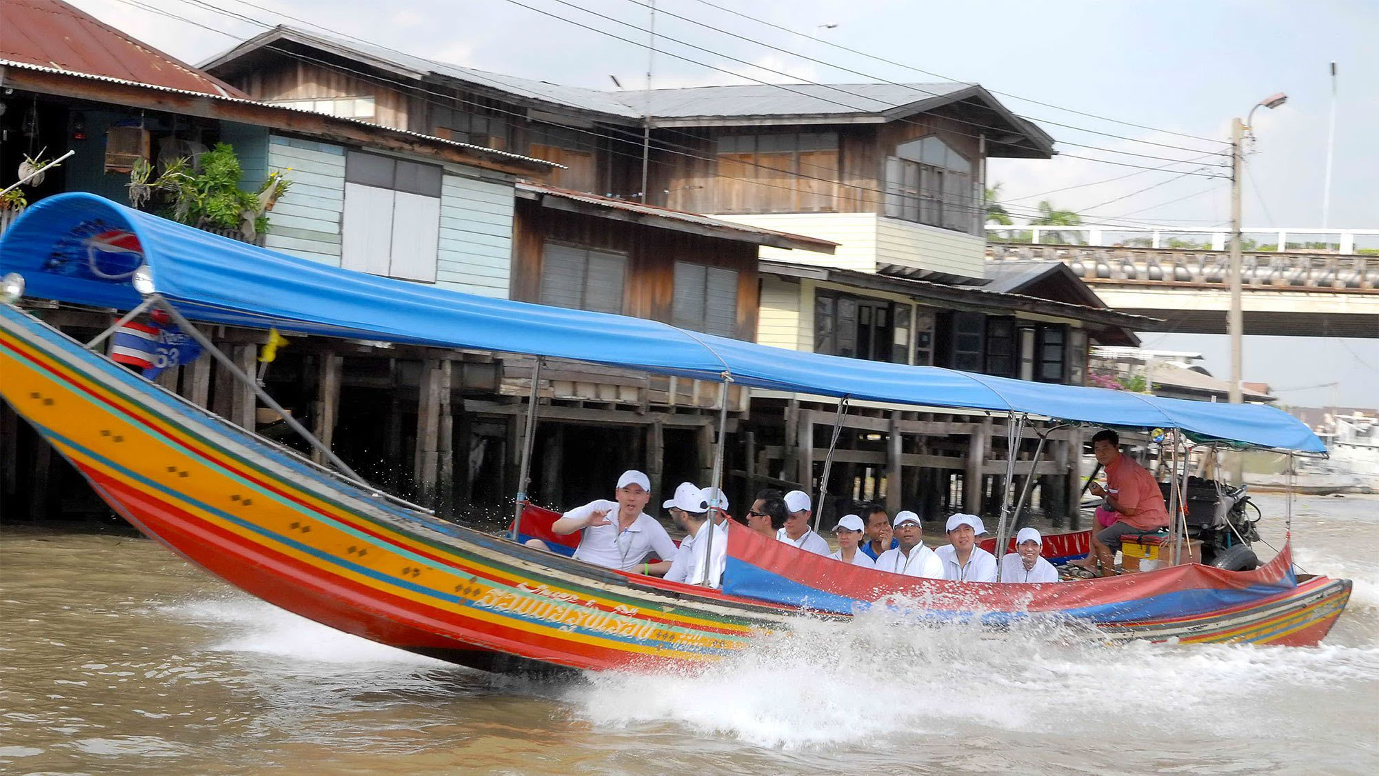 Private Full-Day Explore Bangkok Canals Route