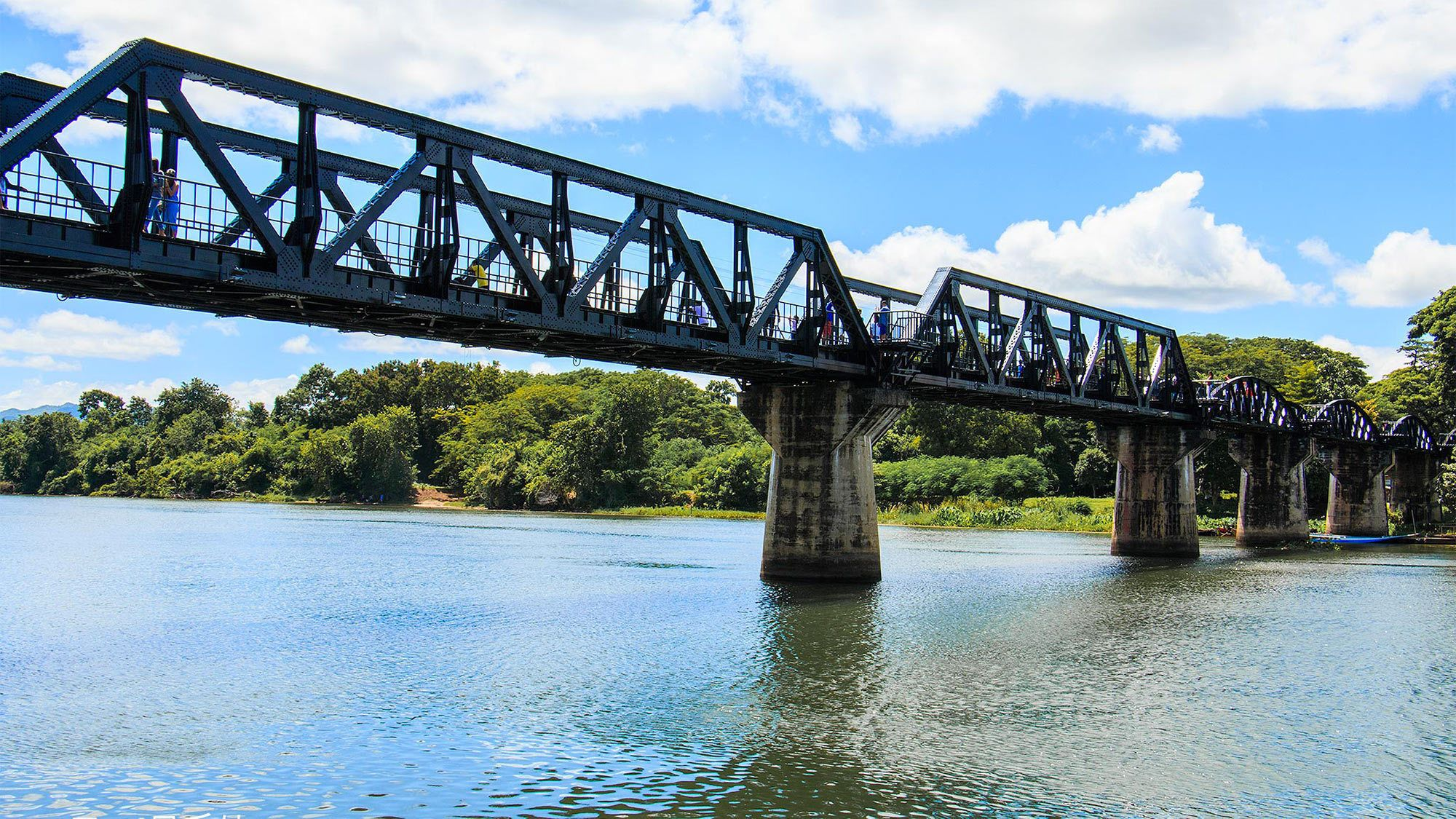 Private Full-Day River Kwai & World War II Sites Tour