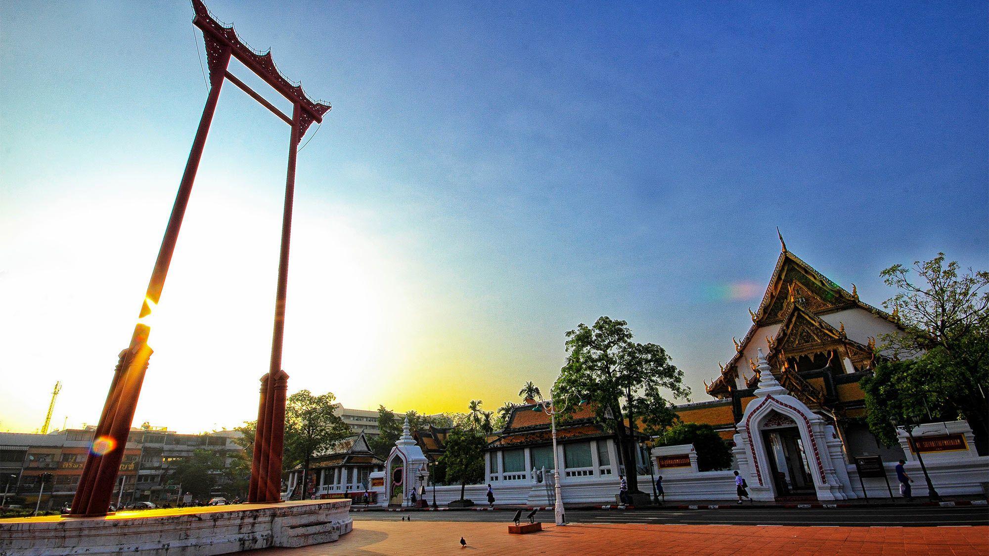 Private Full Day Explore Old Siam Tour