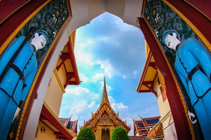 Private Full Day Explore Old Siam Tour