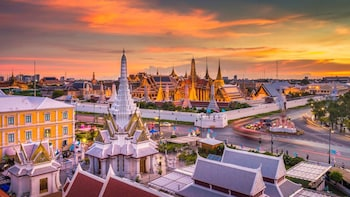 Private Half-Day Tour to Bangkok's Temples