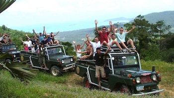 Just Jungle Eco-Safari Tour in Koh Samui