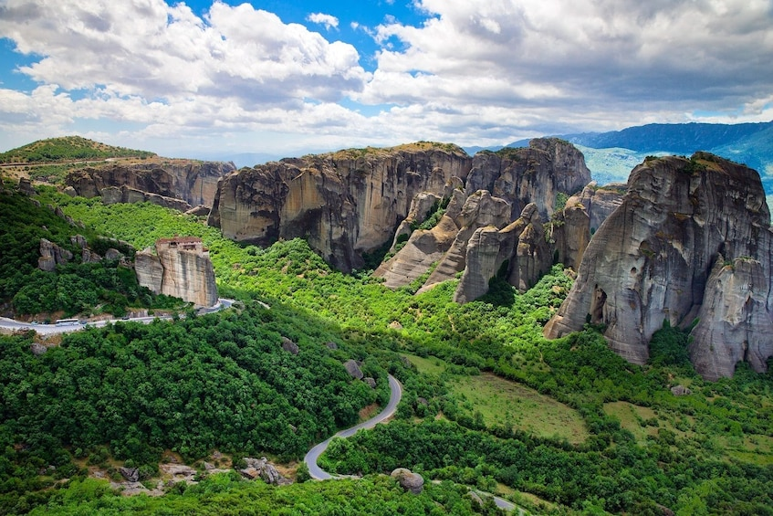 Show item 1 of 15. Full-Day Guided Meteora Tour