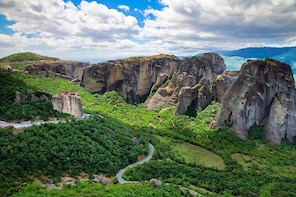 Full-Day Guided Meteora Tour