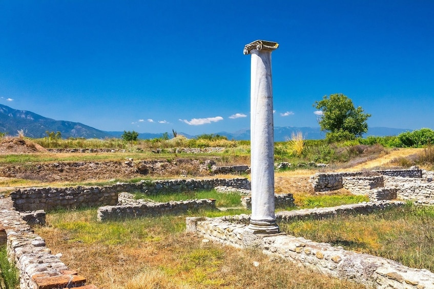Show item 5 of 8. Full-Day Guided Tour of Ancient Dion & Mount Olympus