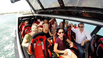 Jet Boat Thrill Ride on the Sunshine Coast for Adrenalin-Seekers