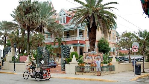 Street view of Key West