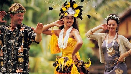 Polynesian Cultural Center luau in Oahu
