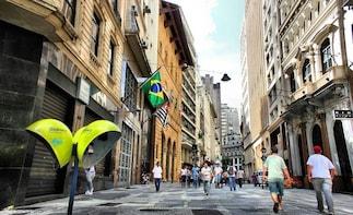 São Paulo Layover Tour or Shore Excursion