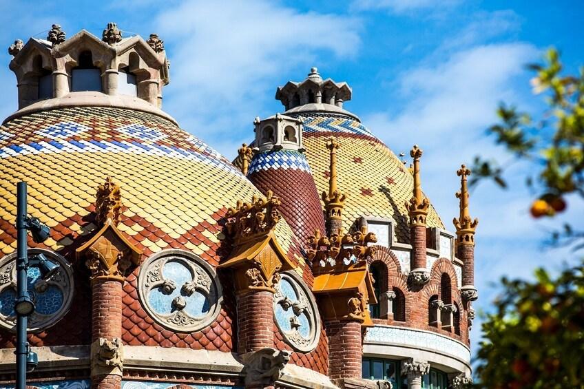 Charger l'élément 10 sur 10. Fast-Track Sagrada Família & Sant Pau Art Nouveau Site Tour