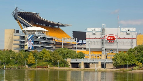 Heinz Stadium in Pittsburgh