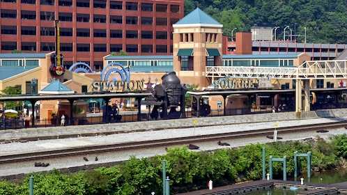 Station Square in Pittsburgh