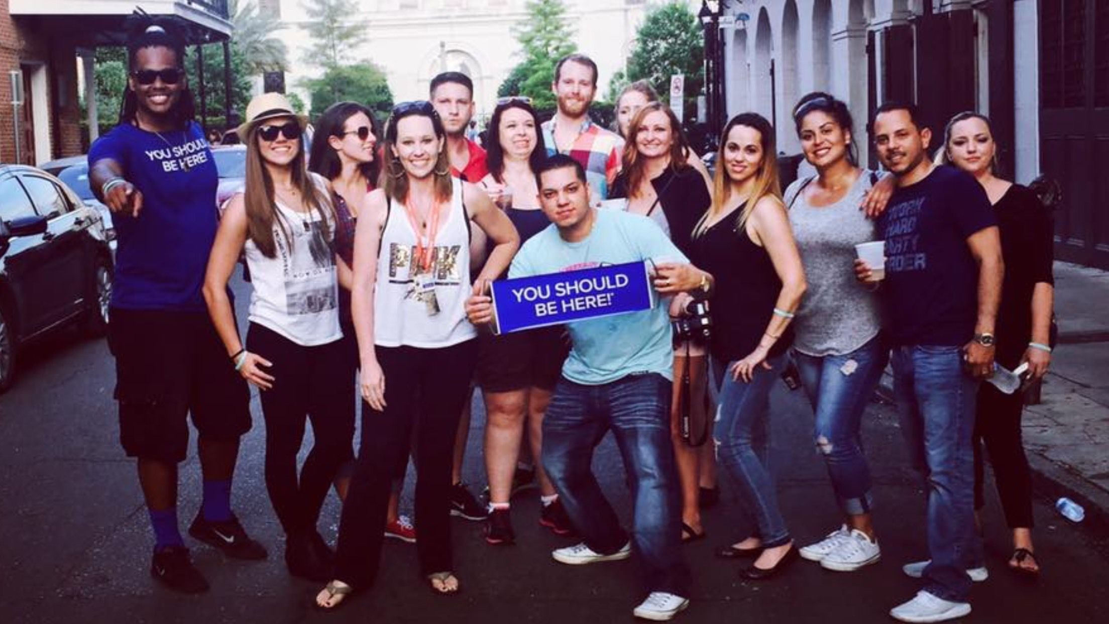 French Quarter Drunk History Walking Tour