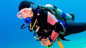 Full-Day Isla Tortuga Cruise & Scuba Diving Adventure