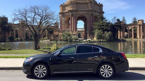 Private transportation to Sonoma Valley wineries from San Francisco