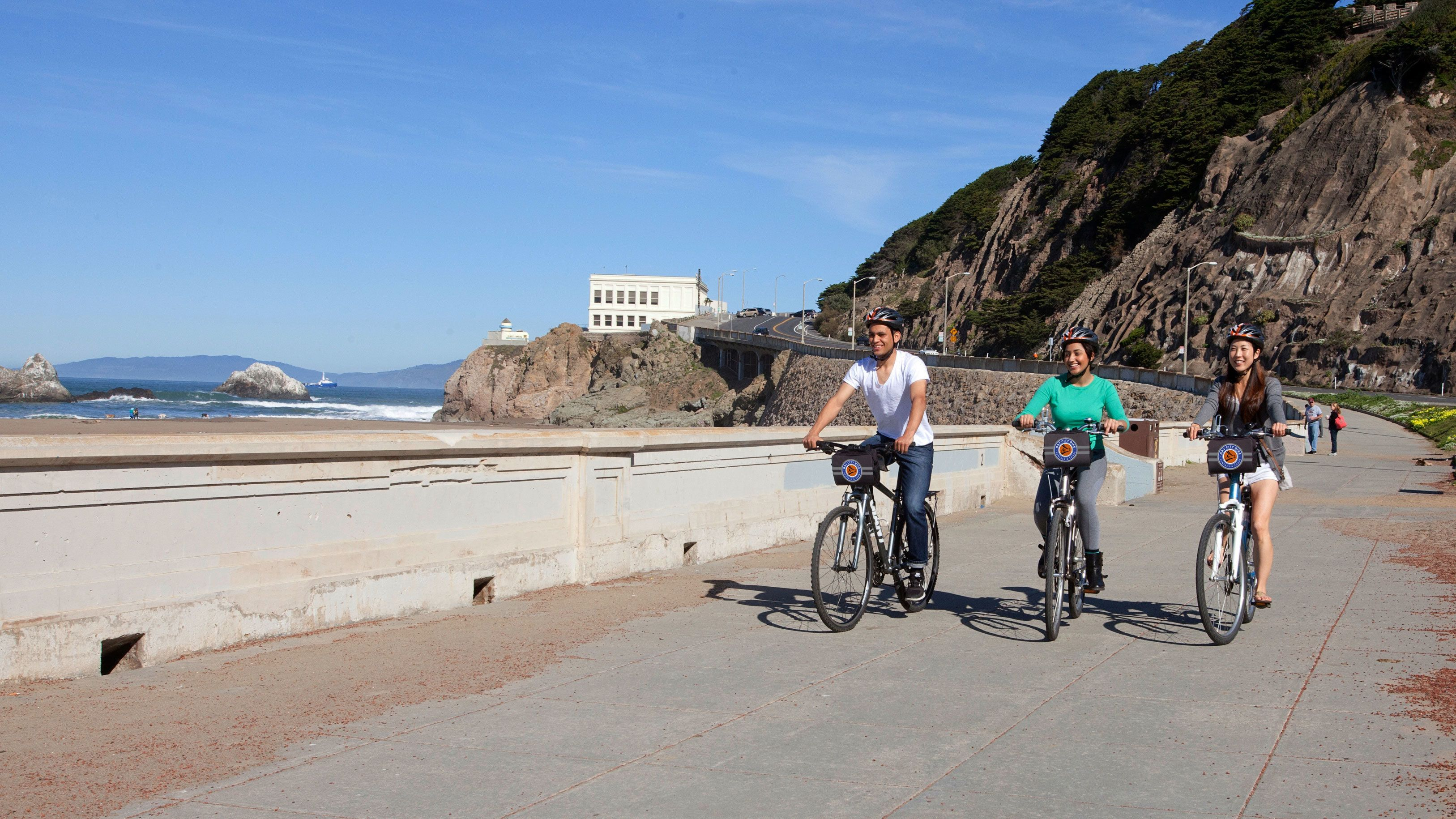 2-Day Combo: Bike Tour of Golden Gate Park & Admission to Alcatraz Island