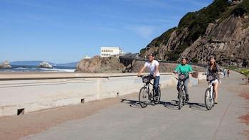 2-Day, 2-Tour Alcatraz & Golden Gate Park Guided Bike Tour