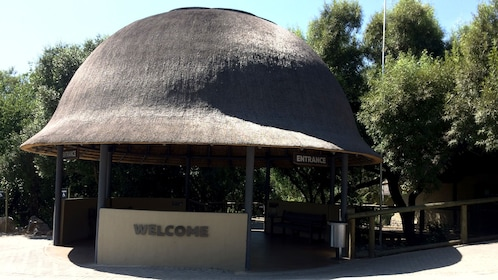 Maropeng Visitor Centre in South Africa