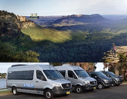 Fully Inclusive Tour Blue Mountains Luxury Mercedes