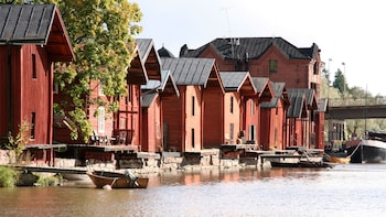 Half-Day Guided Porvoo Tour (from Helsinki)