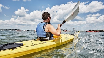 Half-Day Guided Sea Kayak Tour in Casco Bay