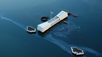 Tour con commento su USS Arizona Memorial
