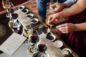 Small-Group Wine & Chocolate Tasting Experience at Elderton Wines