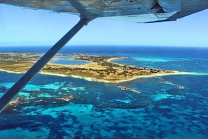 Fly to Rottnest Island
