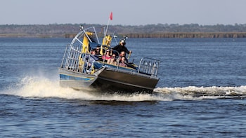 Airboat Ride of Lake Jesup & Bird Island