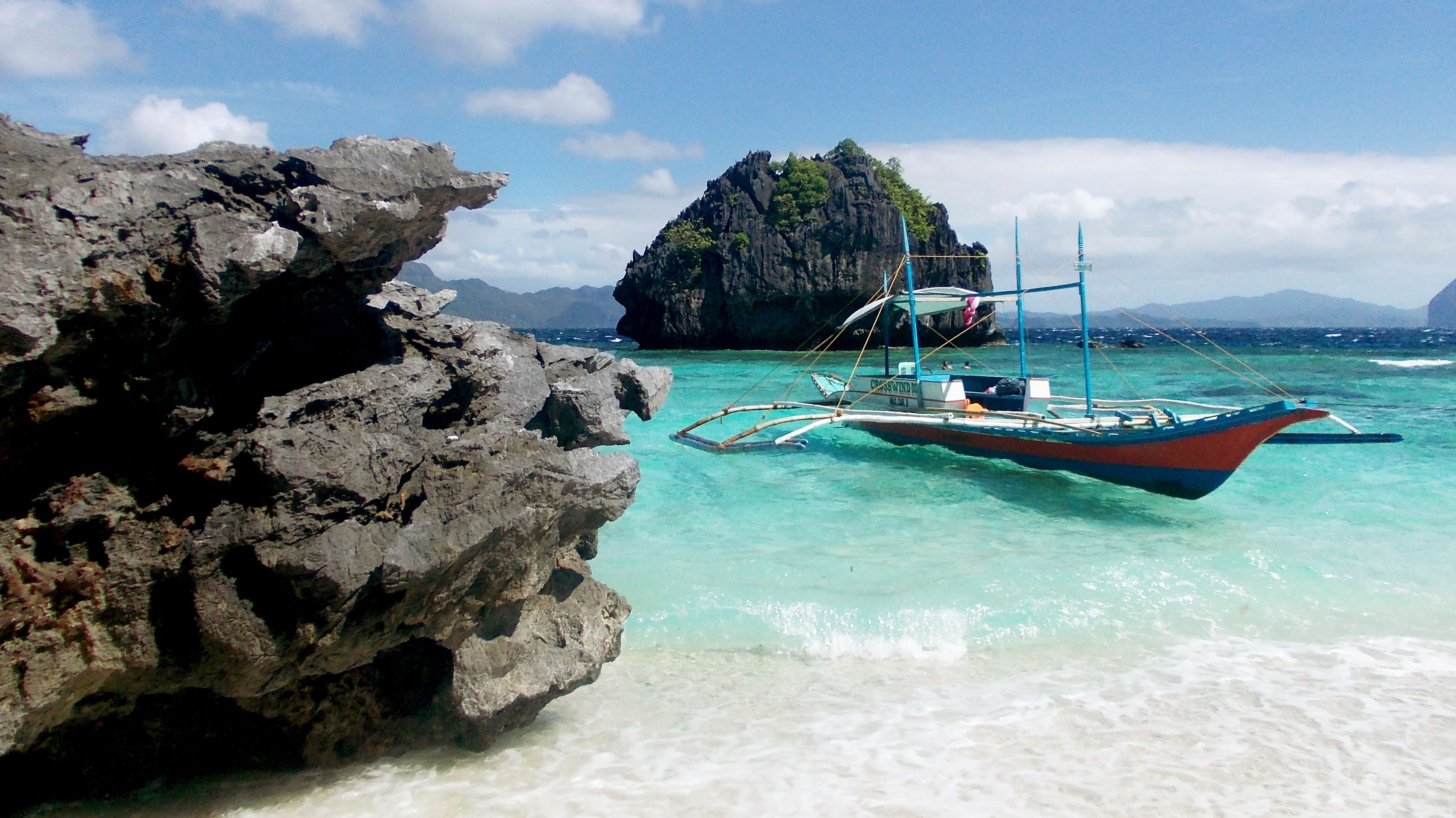 Day Tour in El Nido islands Private exclusive tour