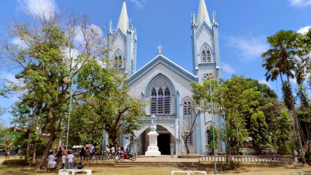Show item 2 of 5. Church in Cebu