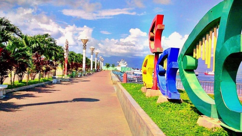 Show item 1 of 5. City Bay walk in Cebu