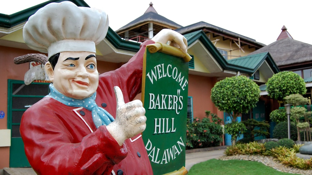Show item 5 of 5. Bakers Hill in Cebu