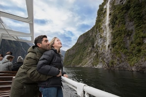 Milford Sound Full-Day Cruise