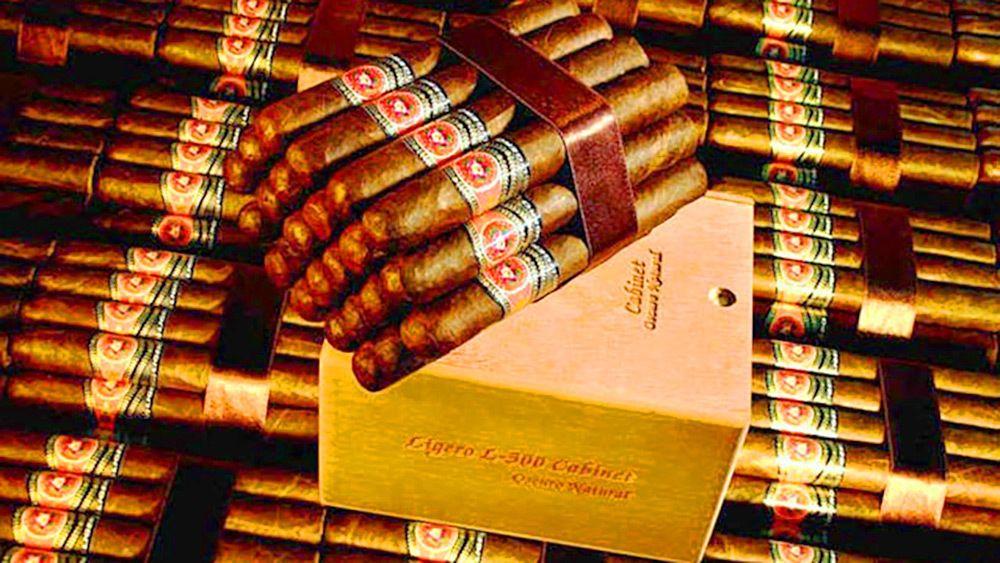 Stacks of Cigars