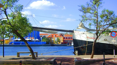 Waterfront of Curacao