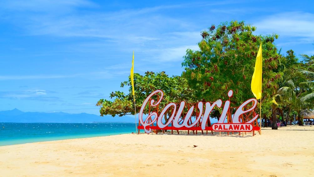 Beach in Cebu, Philippines