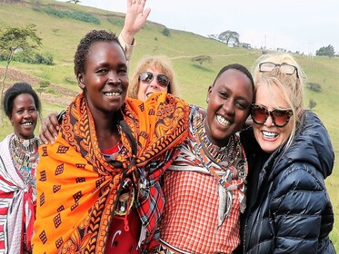 In Focus: A Day with the Maasai