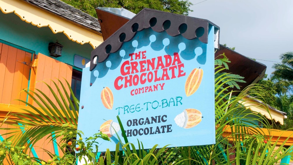 Show item 3 of 5. The Grenada Chocolate Company